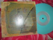 """Small Factory The Last Time That We Talked / Movies 7"""" GREEN Vinyl Promo Single"""