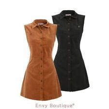 Sleeveless Dresses A-Line with Pockets