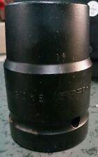 URREA 10013DS 1-Inch Drive 4-Point Double Impact Socket