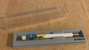Nederlandse Spoorwegen branded Parker rollerball pen BOXED BUT NEEDS REFILL