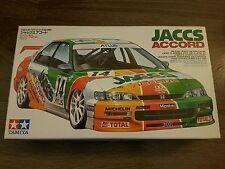 Tamiya 1/24 JACCS Honda Accord Touring Car Great Condition Very Rare