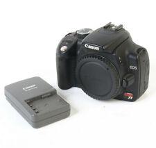 Canon EOS 350D / Digital Rebel XT 8.0MP Digital SLR Camera - Black (Body Only)