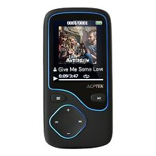 AGPTek C05 8GB Portable Bluetooth MP3 Player with FM Radio 12 Hours Lossless ...