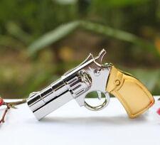 8GB metal gold handle guns/weapon model usb 2.0 memory flash stick pen drive