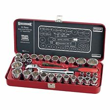 "Sidchrome 31 Piece 1 / 2"" Drive Socket Set Australia Wide Shipping Brand New"