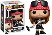 Music - Guns N Roses Axl Rose - Funko Pop! Rocks (2016, Toy NEUF)