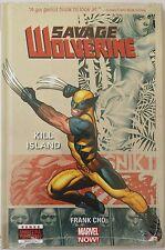 Savage Wolverine: Volume 1: Kill Island (Marvel Now) by Frank Cho (Hardback, 20…