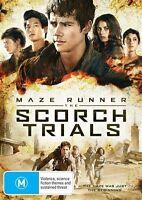 The Maze Runner 2 : SCORCH TRIALS :  DVD Region 4