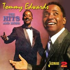 The Hits and More 0604988019629 by Tommy Edwards CD