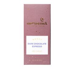 Moonstruck Chocolate - Dark Chocolate Espresso Bean Gourmet Candy Bar, 3 oz