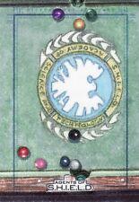 Agents of Shield Season 2 Rare Adam and Bekah Cleveland Sketch Card