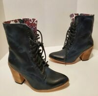 Brand New Freebird By Steven Leather Boots Women's Size 10 Retail $295