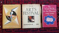 Arts Festival Brochures: Festival of Britain 1951, Years Work in Theatre 1948-49