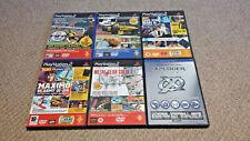 Playstation 2 PS2 Demo & Cheat PAL Bundle Joblot Blaze Xploder Lite, PS Magazine