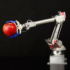 7Bot 6 Axis Robot Arm Arduino Alu Education Robot Arm High Torque Digital Servo