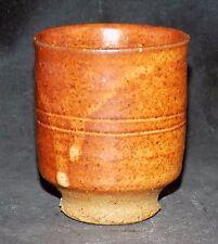 Warren MacKenzie Studio Pottery Japanese Yunomi Cup Shoji Hamada Bernard Leach