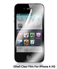 iShell Screen protector per Apple iPhone 3G / iPhone 4S (confezione da 2)