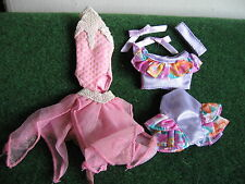 ENSEMBLE BARBIE LOT DE 2    N°15.16