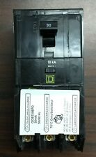 New Qob330Epd 3 Pole 30 Amp Equipment Protection Device Circuit Breaker 30 mA