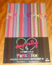 Deap Valley Femejison Poster Promo Original 11x17 Rare