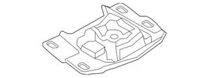 Genuine Ford Manual Transmission Mount DV6Z-6068-A