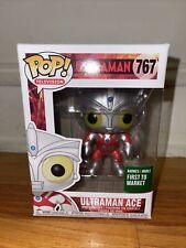 Funko Pop! Television: Ultraman - Ultraman Ace Vinyl Figure 767
