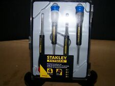 Stanley FATMAX 4 pc. Precision Screwdrivers FMHT62285 NEW