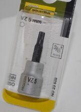 """PROXXON 23628 3/8"""" MILLERIGHE-INSERTO VZ 5, 50 mm lang"""