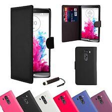 Fundas y carcasas Para LG G3 de piel sintética para teléfonos móviles y PDAs LG