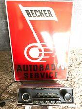 MERCEDES BECKER GRAND PRIX STEREO RADIO 109 w108 w111 R107 w116 w112 w100 w113