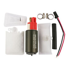 New In-Tank EFI offset Inlet Fuel Pump & Install Kit 387