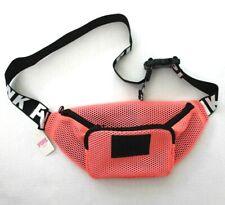 Victoria's Secret PINK Mesh Belt Bag Fanny Pack Neon Nectar Coral