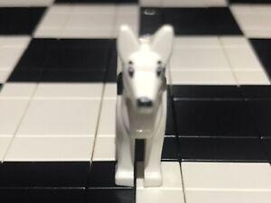 Lego Dalmatian Dog Puppy Minifigure X1 / Land Animal / Pet / Zoo / Spare /