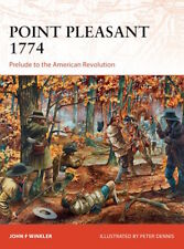 Osprey Campaign 273: POINT PLEASANT 1774 / NEU