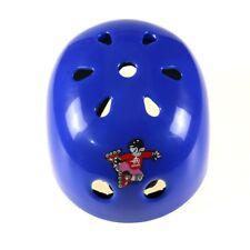 Child Kids Skateboard Roller Blade Bicycle Scooter Safety Helmet Protective Blue