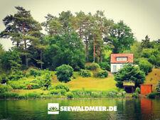 Ferienhaus am See nahe Schwerin Wismar Ostsee Urlaub Mecklenburgische Seenplatte
