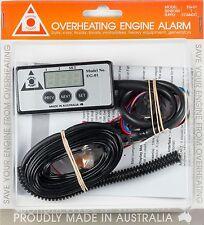 Asia Motors compatible Temperature Alarm- Single Sensor, Buzzer, Digital Display