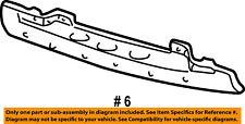 FORD OEM F-150 Rear Bumper-Step Pad Protector Scratch Guard Cover XL3Z17B807AB