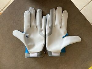 Nike Carolina Panthers Team Issued Gloves Vintage