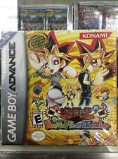 Yu Go Oh Destiny Board Traveler (Game Boy Advance) W/ 3 Limited Game Cards New