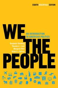 We the People Essentials Edition by Benjamin Ginsberg