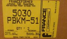 Franceformer 5030 PBKM-51 Gaseous Tube Transformer outdoor non-weatherproof