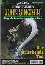 JOHN SINCLAIR ROMAN Nr. 2071 - Der kriechende Tod - Marc Freund - NEU