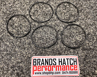 Ford Focus MK2 RS ST ST225 2.5T 5 Cyl Victor Reinz Spark Plug Tube Seals X5