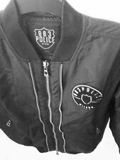 883 Police Black Bomber Jacket. New & Authentic, size 44