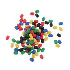 100 Stück Angelperlen Köder Karpfenangeln Perlen Angelzubehör Terminal