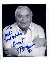 Ernest Borgnine Airwolf original signiert autogramm signed autograph NEU 6367 UH