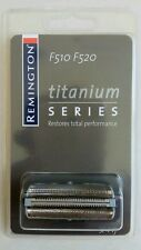 REMINGTON SP-FTF TITANIUM SERIES SHAVER FOIL PACK  F510 & F520  FOIL NEW SEALED
