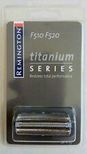 REMINGTON SP-FTF TITANIUM SERIES SHAVER FOIL PACK  F510 & F520  FOIL NEW SEALED