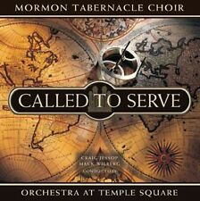 Mormon Tabernacle Choir - Called to Serve [New CD]